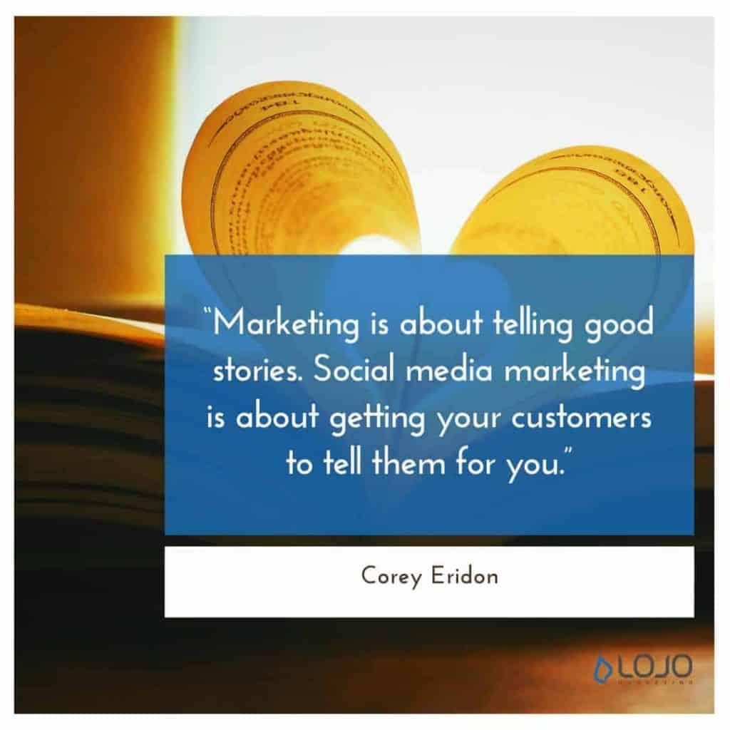 Corey Eridon Quote