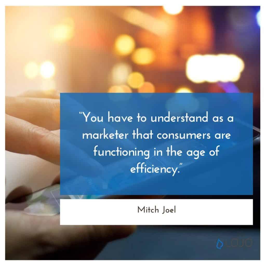 Marketing Quote Mitch Joel