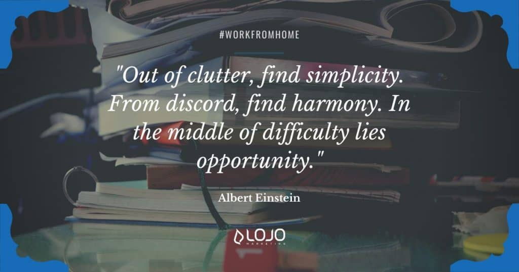 """Words of inspiration from Albert Einstein 