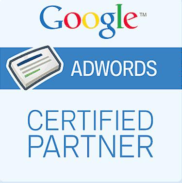 Google Adwords Certified Logo