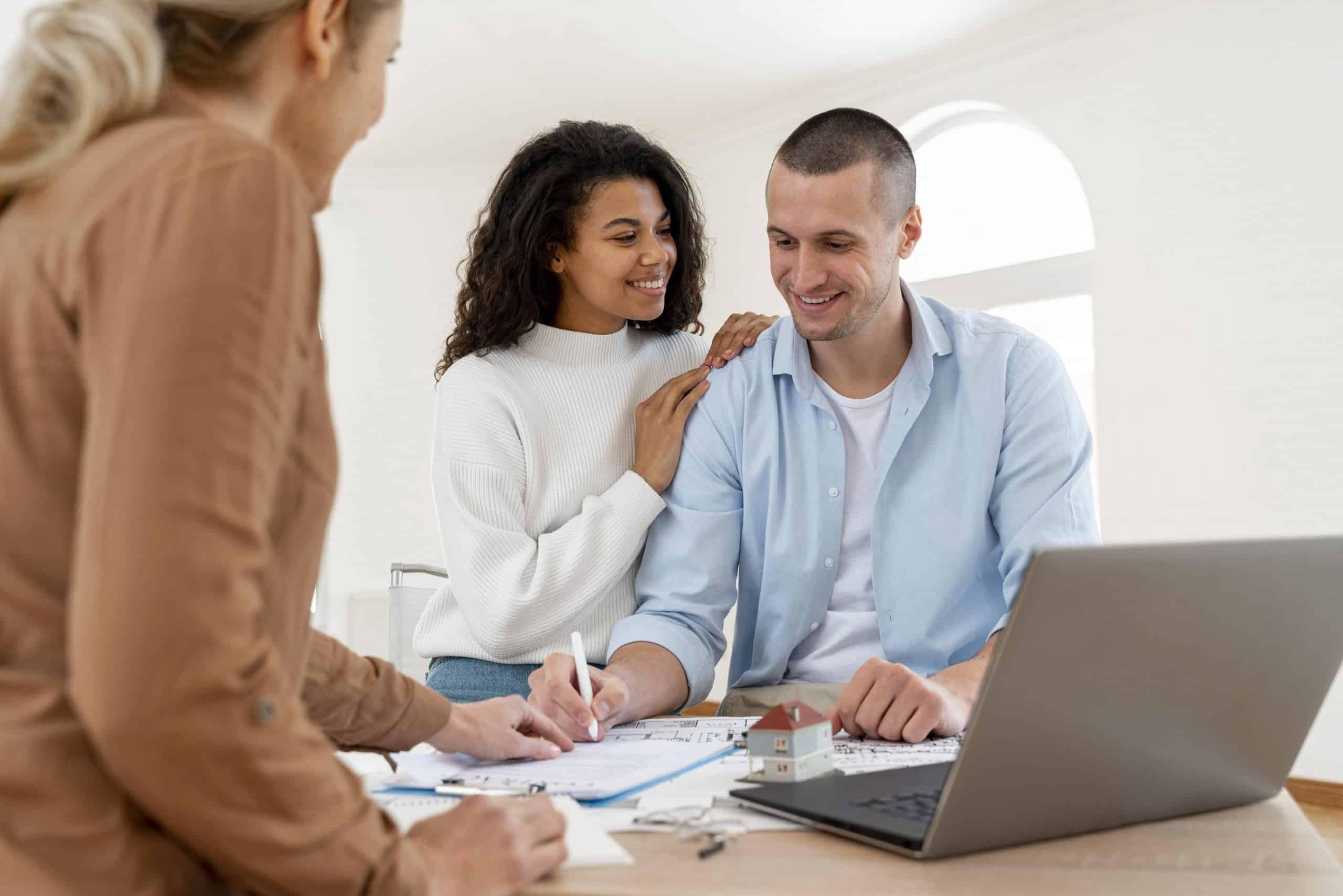 real estate website lead generation