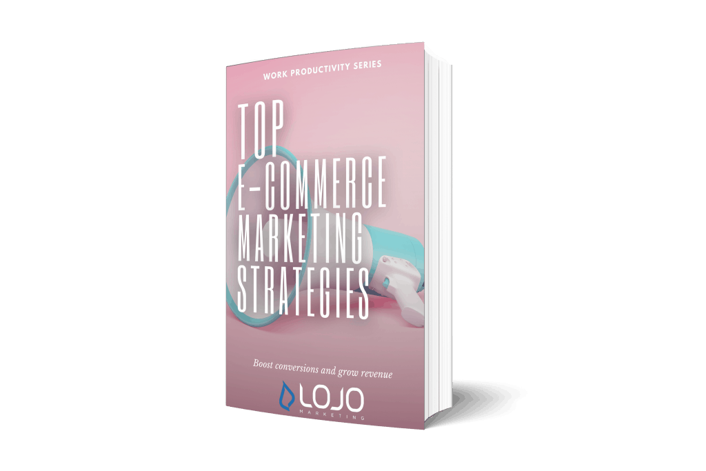 book eCommerce Marketing Strategy
