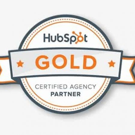 HubSpot Gold Partner Logo